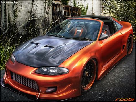 Mitsubishi Eclipse Wallpaper Hd