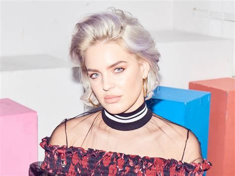 Watch What Happened When We Asked Popstar Anne-marie To
