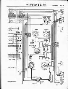 Schaltplan Pontiac 1965