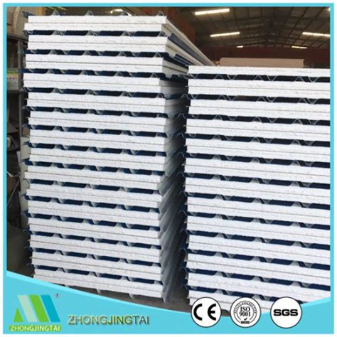 china lightweight structural composite eps sandwich panels