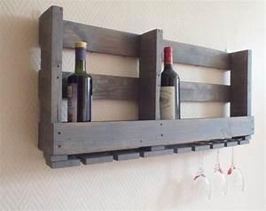 étagère En Palette : cr atrice de meubles en bois de palettes esprit cabane ~ Dallasstarsshop.com Idées de Décoration