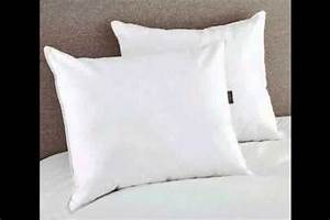 the best goose down pillows for side sleepers reviews With best goose down pillows reviews