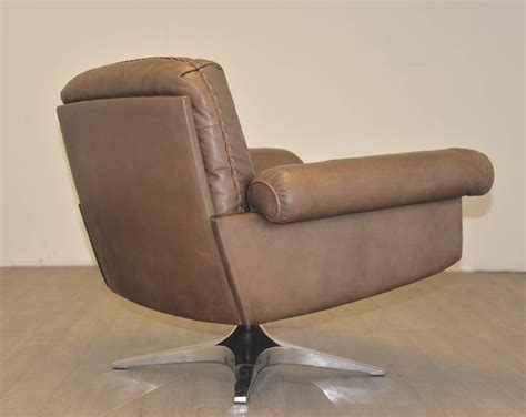 vintage de sede ds 31 swivel lounge club armchair and