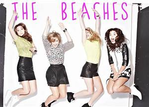 Band Profile The Beaches The Silhouette