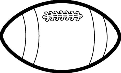 printable footballs    clipartmag