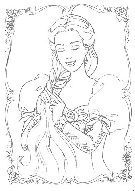 images  princess camp  pinterest rapunzel princess coloring pages  sissi
