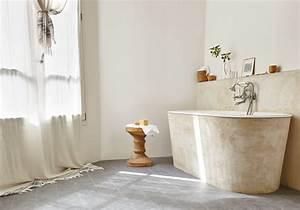 Decoration De Salle De Bain : salle de bains 15 sols qui font la diff rence elle d coration ~ Teatrodelosmanantiales.com Idées de Décoration