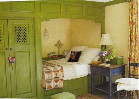 charming alcove bed designs
