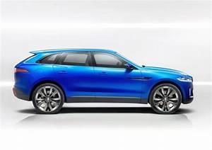 Nouveau 4x4 Jaguar : concept new jaguar c x17 suv 4x4 ~ Gottalentnigeria.com Avis de Voitures