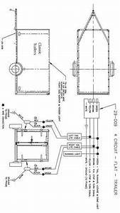 Trailer Wiring Diagram 4 Wire Circuit In 2019