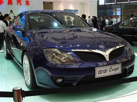 5 Unknown Chinese Car Brands You Might Be Driving In 2013
