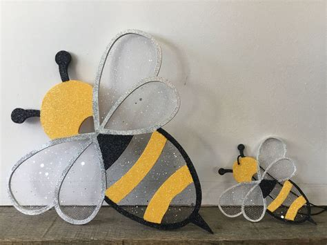 bumble bee car etsy bumble bee car hanging wall decor bumble bee gift bee bumble bee bee decor bee