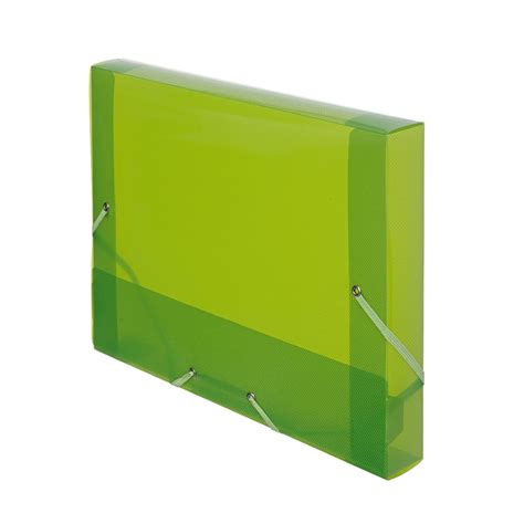 document box  pp elastic closure green officeworks