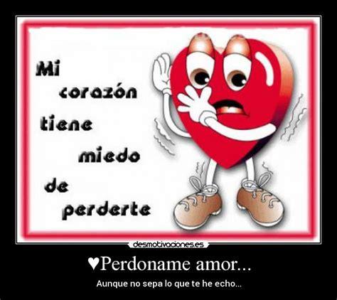 Imagen De Amor Perdoname Imagui