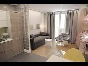 Kleine Wohnung Ideen : 1 zimmer wohnung einrichten ideen ~ Markanthonyermac.com Haus und Dekorationen
