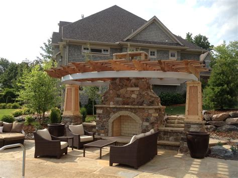 edina mn outdoor fireplaces