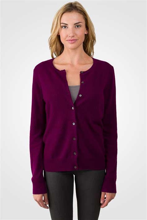 plum sweater plum button front cardigan sweater j
