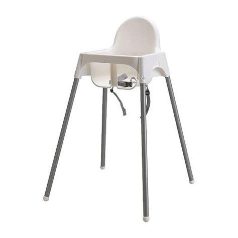 chaise haute avis chaise haute avec ceinture antilop ikea avis