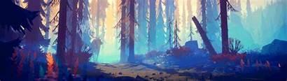 Among Trees Steam Vibrant