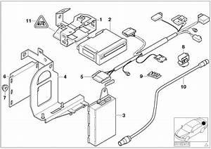Bmw 540i Antenna Cable Gps  Mkiii  System  Navigation