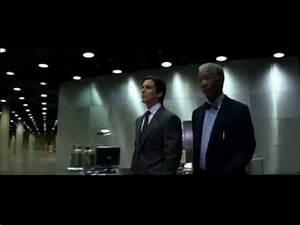 """Morgan Freeman to Batman: """"I'd Recommend a Good Travel ..."""