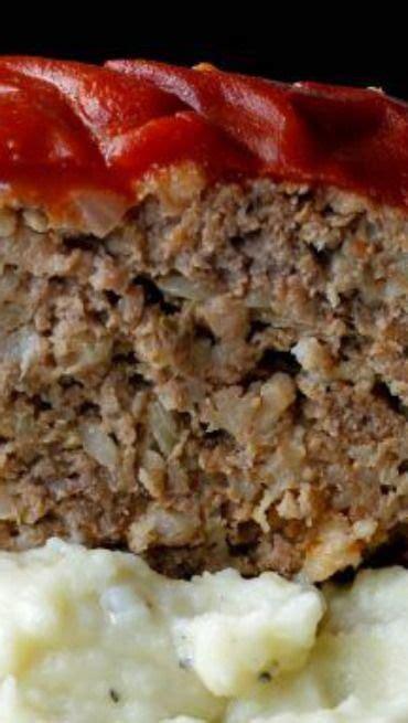 grandmas  fashioned meatloaf recipe food recipes