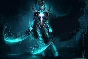 Dota 2 Phantom Assassin By Arcan Anzas On DeviantArt