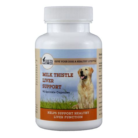 Products Milk Thistle Liver Support