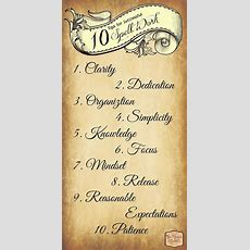 10 Tips For Successful Spell Work  Pinned By The Mystic's Emporium On Etsy  Spells Pinterest