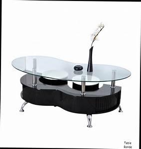 Table Basse Avec Pouf Pas Cher : table basse ronde avec pouf conforama le bois chez vous ~ Teatrodelosmanantiales.com Idées de Décoration