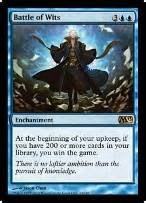 Mtg Deck Building Rules by Battle Of Wits Deck Post Magic 2013 M13 Standard Mtg