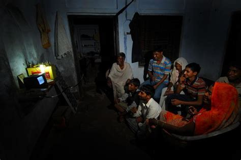 states meet centres village electrification targets