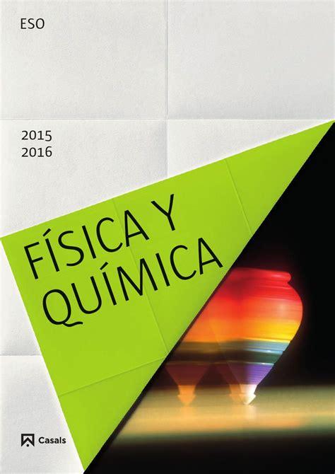 fisica y qu 237 mica editorial casals 2015 by editorial casals issuu