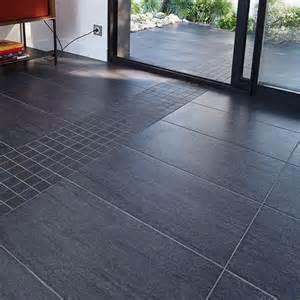 carrelage difficile a nettoyer carrelage sol et mur noir 30 x 60 cm oikos castorama