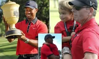 Tiger Woods Son Charlie