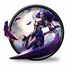 Diana Icon Legends League Dark Valkyrie Lol