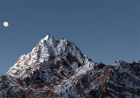 Mountain | CGTrader