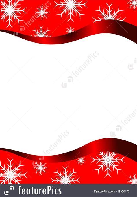 vector christmas stationary  top  bottom christmas
