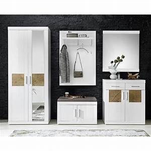 Garderoben Set Shop : garderobe wei hochglanz preisvergleich die besten angebote online kaufen ~ Sanjose-hotels-ca.com Haus und Dekorationen