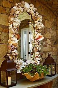 40, Cute, And, Easy, Seashell, Craft, And, Decor, Ideas