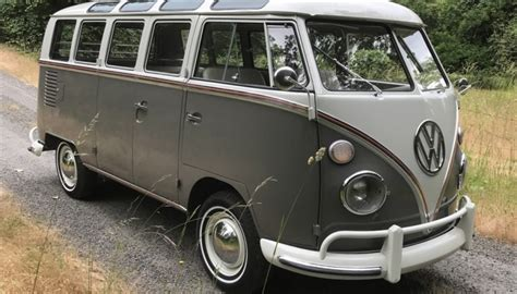 Volkswagen Type 2 T1c 1,6 21 Window