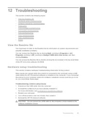 Naviance Resume Not Printing by My Resume Light Is Blinking And Not Printing Hp