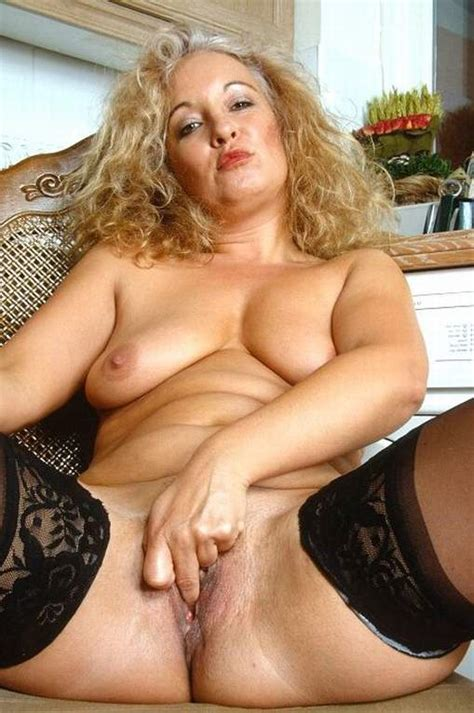 Mature hairy german ladies & Mature arab women