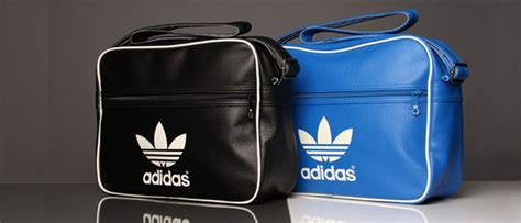 Add Some Retro Style To Your Outfit With An Adidas Airline Bag