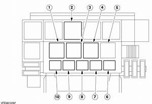 Ford Bantam  2002  U2013 2011   U2013 Fuse Box Diagram