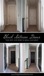 interior home doors black interior doors the gathered home