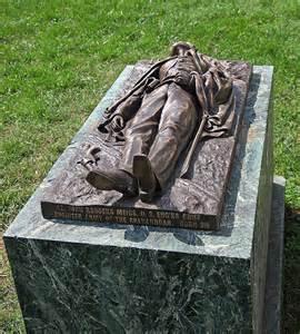 Filejohn Rodgers Meigs Tomb Looking West Arlington