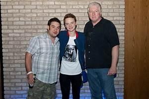 Mediabase Charts Top 40 Conor Maynard Hangs With Dave Hoeffel And Ryan Sampson