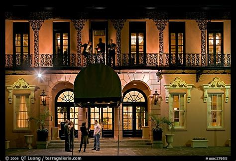 The Mills House Charleston Sc by Picture Photo Mills House Hotel Facade With Balconies At