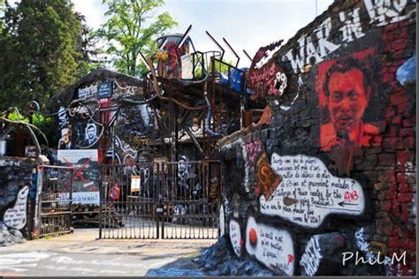 la maison du chaos lyon la demeure du chaos graph peinture photos bass expression